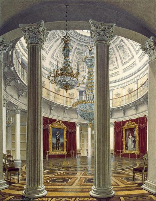 Winter Palace In Saint Petersburg Www Topo Biz
