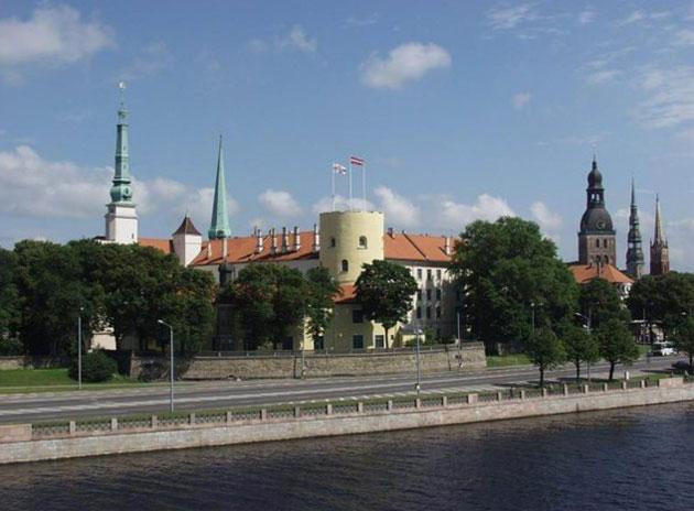 Riga_Castle2